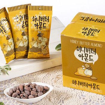韓國Toms Gilim蜂蜜奶油杏仁果12入