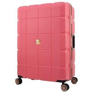 日本 LEGEND WALKER 6023-60-25吋 PP輕量行李箱 公主粉