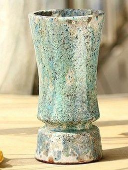 陶瓷花盆多肉植物花盆/花瓶花器歐式地中海系列