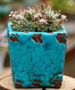陶瓷花盆多肉植物花盆/花瓶花器歐式