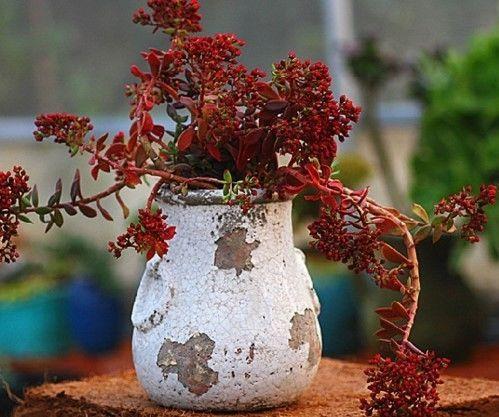花瓶花器歐式地中海破釉系列