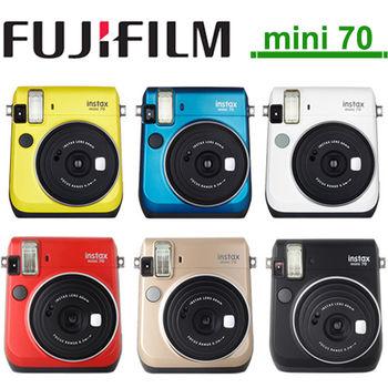 FUJIFILM instax mini 70 相機(公司貨)