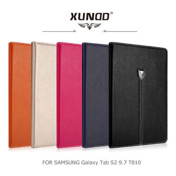 XUNDD SAMSUNG Galaxy Tab S2 9.7 T810 貴族可立皮套