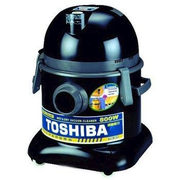 《東芝TOSHIBA》 乾濕兩用吸塵器TVC-1015