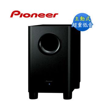 《PIONEER先鋒》超低音喇叭 S-21W