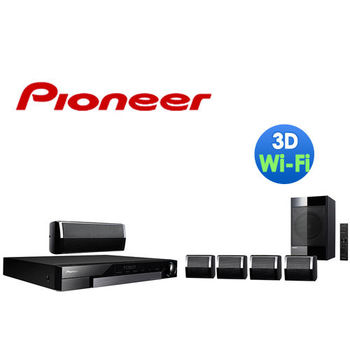 送好禮《PIONEER先鋒》藍光家庭媒體播放中心 MCS-434