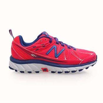【NEWBALANCE】610 V4 女越野跑鞋 路跑 慢跑 運動 NB 桃紅藍