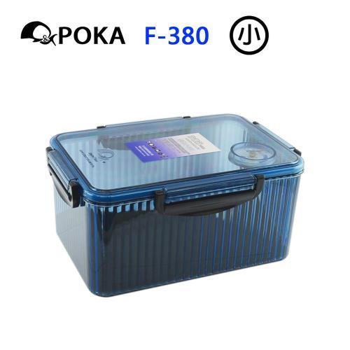 《POKA》免插電型防潮箱 F-380 【送1入乾燥劑】