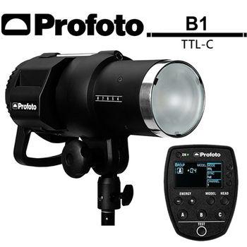 Profoto B1 500 AIR TTL 離機閃光燈套組(公司貨)-TTL-C型
