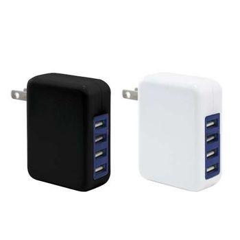 【X-Dream】4 口 3.1A USB智慧充電器