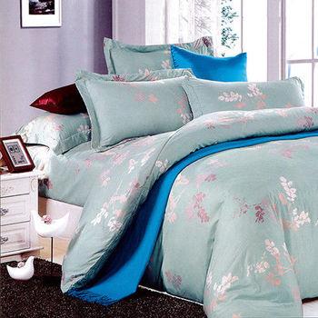 【Victoria】飄絮 柔之鄉 特大五件式床罩組