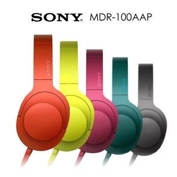 SONY MDR-100AAP 立體聲耳罩式耳機
