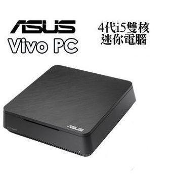 【ASUS 華碩】 VIVO PC i5雙核迷你電腦VC62B-421000A