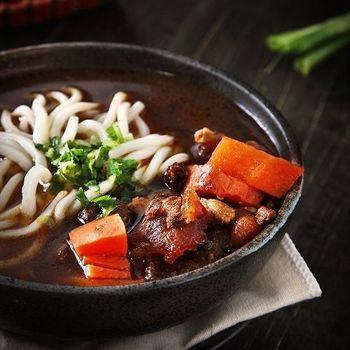 【良金牧場】金門高粱半筋半肉牛肉鍋獨享包12包 (640g/包)