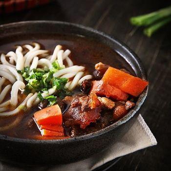 【良金牧場】金門高粱半筋半肉牛肉鍋獨享包18包 (640g/包)