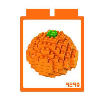LOZ 鑽石積木-9290【水果系列】橘子 益智趣味 腦力激盪