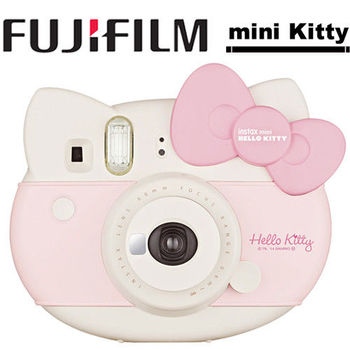 FUJIFILM instax mini HELLO KITTY 拍立得限定版(平行輸入)