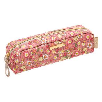 San-X 懶妹的草苺花系列防水筆袋包