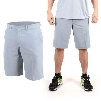 【NIKE】GOLF 男快速排汗短褲- 休閒 戶外 高爾夫球 淺灰