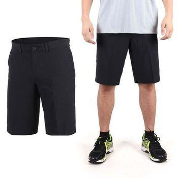 【NIKE】GOLF 男快速排汗短褲- 休閒 戶外 高爾夫球 黑