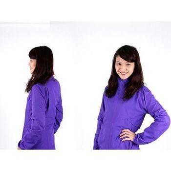 【NIKE】女運動外套-秋冬 保暖  紫
