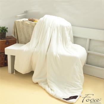 【FOCA】頂級御用-100%天然手工長纖蠶絲被(6X7尺)