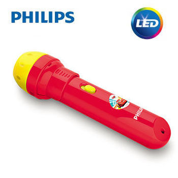 PHILIPS 飛利浦 迪士尼魔法燈 LED投影筆-汽車總動員
