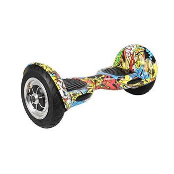 【IS愛思】 『街舞嬉哈』10吋無敵飛速四代大輪電動體感平衡車