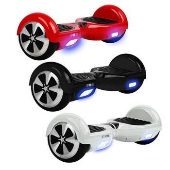 跑車款 無敵炫風 智能體感平衡電動平衡車