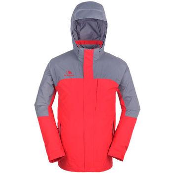 【聖伯納 St.Bonalt】男-FuseTex單層防風防水外套-紅色(3003)