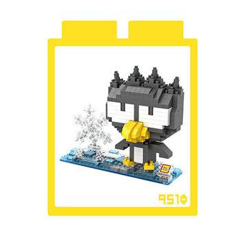 LOZ 鑽石積木 【卡通系列】9510-酷企鵝 益智玩具 趣味 腦力激盪