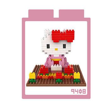 LOZ 鑽石積木 【場景系列】9408-和服 益智玩具 趣味 腦力激盪
