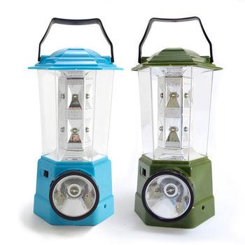 LED緊急照明燈TH-787*2組(藍+綠)隨機出色