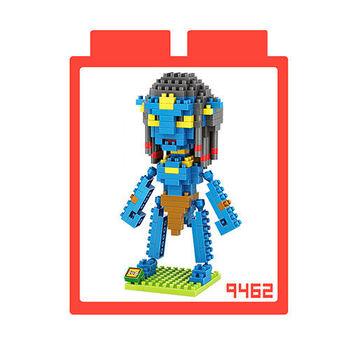 LOZ 鑽石積木 【阿凡達系列】9462-奈蒂莉 益智玩具 趣味 腦力激盪