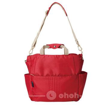 【ohoh-mini孕婦裝】時尚育兒親子袋