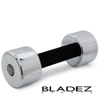 【BLADEZ】5KG電鍍泡棉啞鈴-1支
