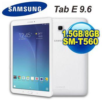 (送皮套組) Samsung 三星 GALAXY Tab E 8GB WIFI版 9.6 吋 四核心平板電腦 T560