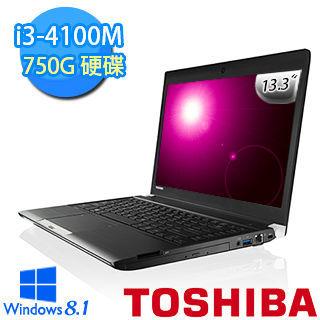 Toshiba R30-A-00L002  13.3吋 i3-4100M 內顯輕薄筆電