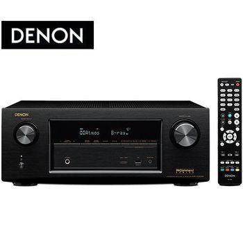 送藍芽喇叭《DENON》7.2 聲道全4K Ultra HD網絡AV擴大機 AVR-X2200W