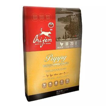【Orijen】渴望 幼犬 野牧鮮雞+鮮魚配方 犬糧 6.8公斤 X 1包