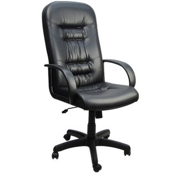 LOGIS邏爵~高級皮面主管椅/辦公椅