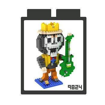LOZ 鑽石積木 【戰鬥卡通系列】9824-布魯克 益智玩具 趣味 腦力激盪