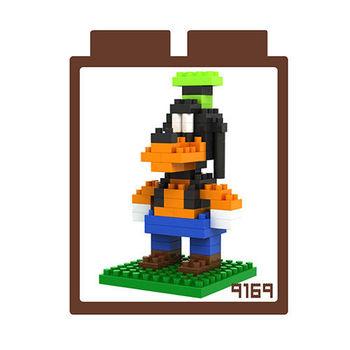 LOZ 鑽石積木 【可愛卡通系列】9169-高飛 益智玩具 趣味 腦力激盪