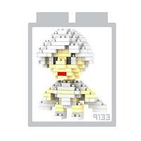 LOZ 鑽石積木 ~X戰警系列~9133 ^#45 暴風女 益智玩具 趣味 腦力激盪