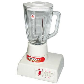 【全家福】1500c.c冰沙果汁機 MX-817A