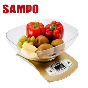 【SAMPO】聲寶食物料理秤(BF-L1405CL)
