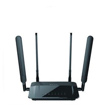 【D-Link 友訊】 DIR-842 AC1200 雙頻Gigabit無線路由器