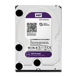 WD 紫標 1TB 3.5吋 SATA3 監控系統硬碟 (WD10PURX)
