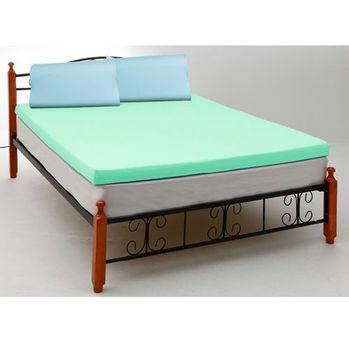 NINO1881乳膠舒壓床墊(加大)