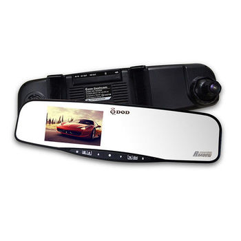 DOD RX400W FULL HD GPS 後視鏡型 行車記錄器